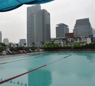 Pool Hotel Glow Trinity Silom