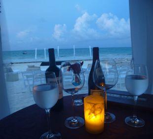 Romantisches Dinner Secrets Maroma Beach Riviera Cancun