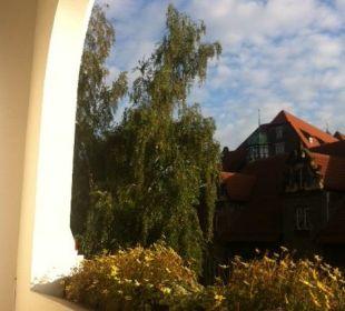 Balkon  Hotel Residence Bremen