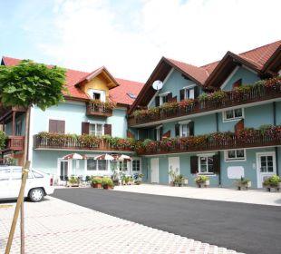 Vorderansicht Hotel Garni Altneudörflerhof