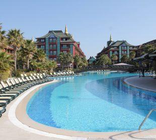 Poolanlage Siam Elegance Hotels & Spa