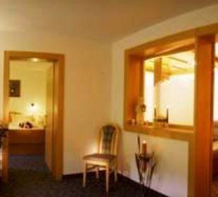 Wohnbeispiel Suite Hotel Rustika