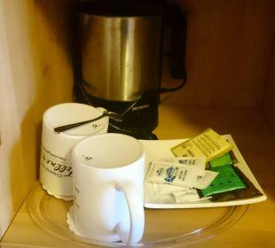 Tolle Idee bzw. Zimmerservice Hotel-Gasthof-Fellner
