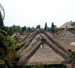 Dächer Hotel Bali Agung Village