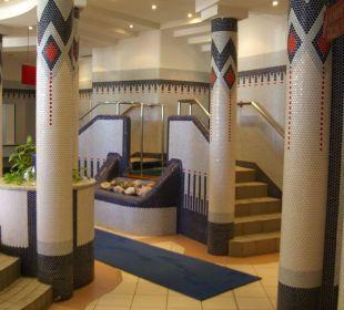 Vitalclub-Nassbereich Hotel Panhans