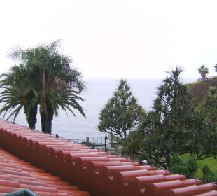 Vom Balkon: nach links Hotel The Cliff Bay (PortoBay)