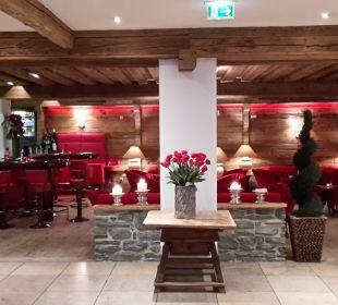 Lobby Hotel Großarler Hof