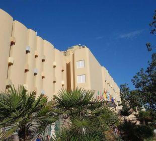 Straßenseite IFA Catarina Hotel