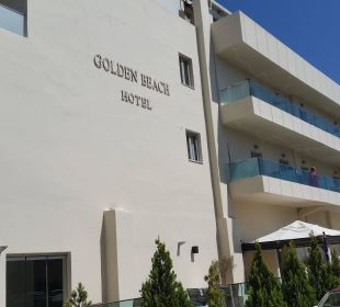 Aussenansicht Hotel Golden Beach
