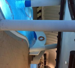 Poolbereich MIRA Hotel Schloss Rosenegg