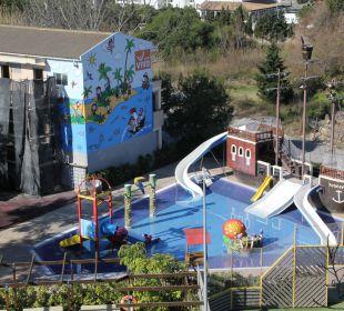 Kinderbereich Hotel Viva Tropic