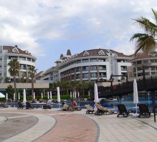 Außenansicht Sherwood Dreams Resort
