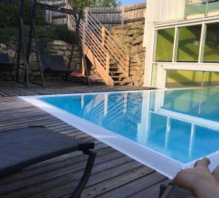 Pool Landhotel Stemp