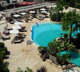Familienpool Gran Hotel & Spa Protur Biomar