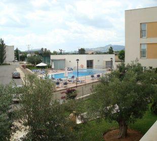 Schwimmbad Aparthotel Duva & Spa