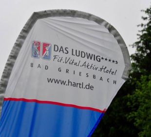 Banner Quellness Golf Resort - Das Ludwig