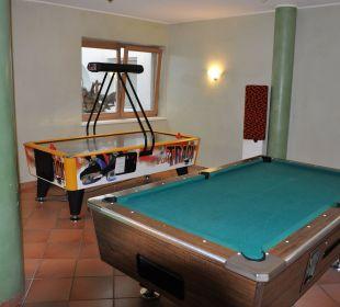 Spielemöglichkeiten Leading Family Hotel & Resort Alpenrose
