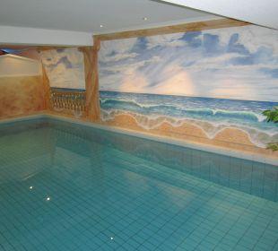 Schwimmbad  Hotel Engemann Kurve