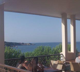 Restaurant miot Blick aufs Meer
