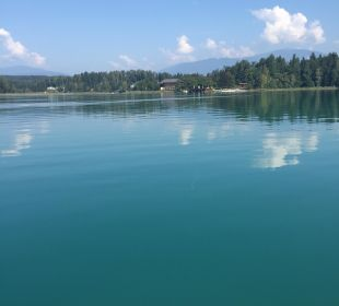 Der See Inselhotel Faakersee