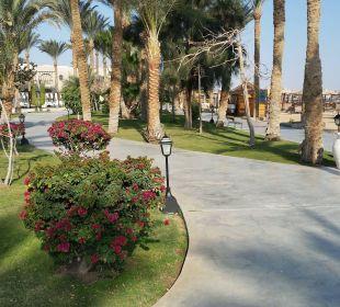 Strandallee Hotel Iberotel Makadi Beach