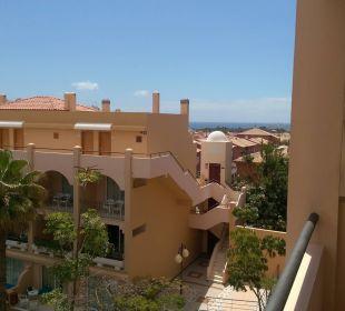 Blick vom Zimmer Richtung Maspalomas Hotel Mirador Maspalomas Dunas