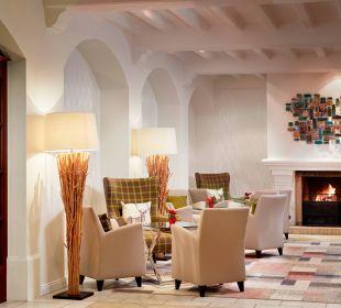 Alpenhaus. Lobby Das Alpenhaus Gasteinertal