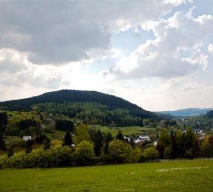 Ausblick Landhaus Müllenborn