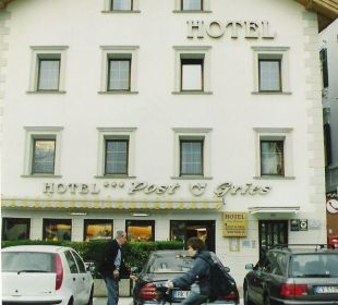 Hotel Post in Bozen Hotel Post Gries