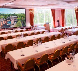 Tagungsraum - parlamentarisch bestuhlt Ringhotel Munte am Stadtwald