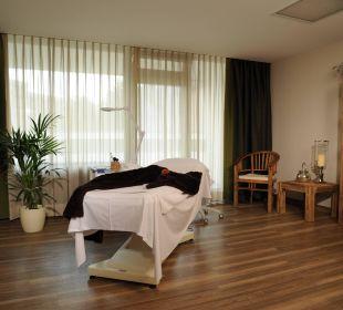 Behandlungsraum BeautyWelt Familotel Hotel Sonnenhügel
