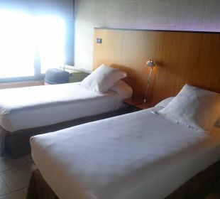 Schlafzimmer  Hotel Barcelona Princess