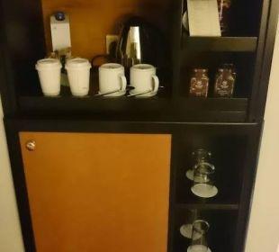 Zestaw kawowy Sheraton Hotel & Resort Abu Dhabi