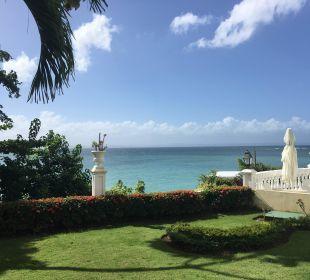 Terrasse Haupthaus Luxury Bahia Principe Cayo Levantado Don Pablo Collection