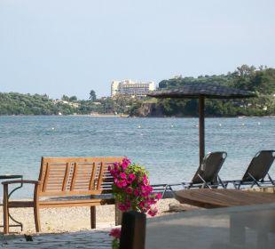 Das Meer um die Ecke Hotel Livadi Nafsika