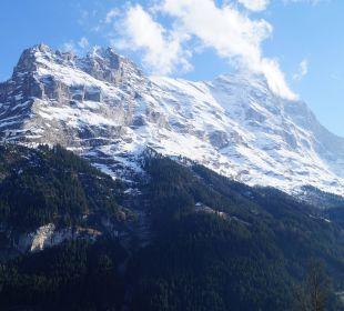 Aussicht aus dem Zimmer Sunstar Alpine Hotel Grindelwald