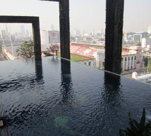 Pool mit Ausblick