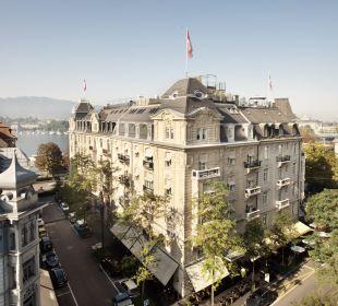 Außen Hotel Europe