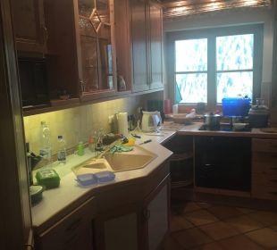 Küche Der Kleinwalsertaler Rosenhof