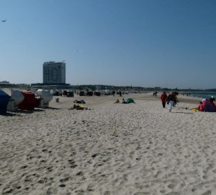 Strandspaziergang Hotel Neptun