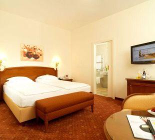 Zimmer im Hotel Stefanie Hotel Stefanie