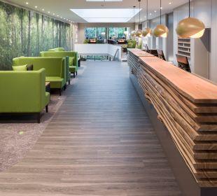 Lobby Ringhotel Munte am Stadtwald