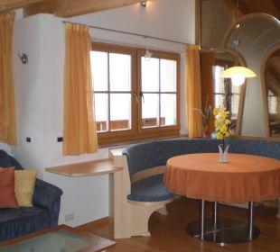 Wohnzimmer - Wohnung Sonnenblume Oberversanthof