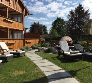 Gartenanlage Hotel Das Rübezahl