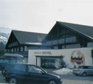 Aussenansicht Garberhof Beauty & Wellness Resort Hotel Garberhof