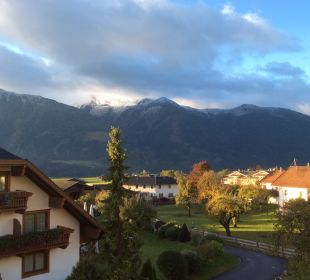 Ausblick Alpenresort Schwarz