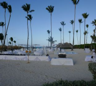 Veranstaltungsvorbereitung IBEROSTAR Grand Hotel Bávaro