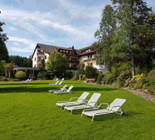 Außenansicht Waldblick Hotel Kniebis