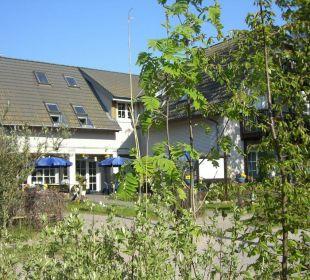 Vorderansicht Appartementhaus Dittrich