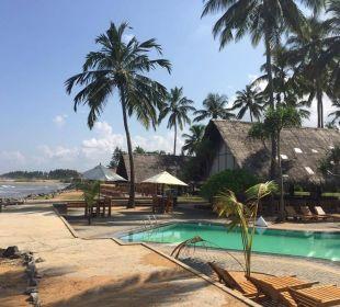 Pool & Poolbar Hotel Ranweli Holiday Village